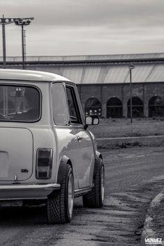 Austin Mini 1000 HL