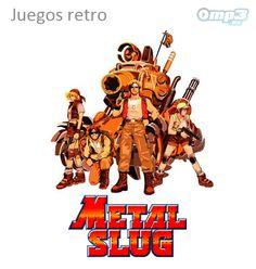 Juegos retro: Metal Slug - Si eres fan de los juegos de acción en donde debes correr y disparar todo el tiempo, Metal Slug es ideal para ti. Un clásico de las consolas disponible para PC.  Descarga Metal Slug y diviértete a lo grande:  http://descargar.mp3.es/lv/group/view/kl228908/Metal_Slug.htm?utm_source=pinterest_medium=socialmedia_campaign=socialmedia