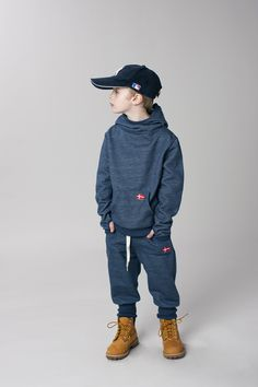 Slouchy sweats for boys fall 2013 in the Gro kids fashion collection from Denmark