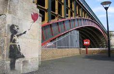 Banksy Baloon London