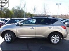 Stop in and test drive this 2009 #Nissan #Murano now available at Kline Nissan in Maplewood, MN.