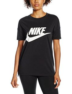 buy popular a5e83 b6add Nike Signal Logo Tee Womens Style 821993010 Size S   You can find out more  details