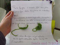 Crochet, amicizia e Natale... | Handmade by Beads and Tricks