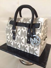 Michael Kors Purse Cake - Gallery | Sugar Divas Cakery | Orlando | Cupcakes | Custom Cakes