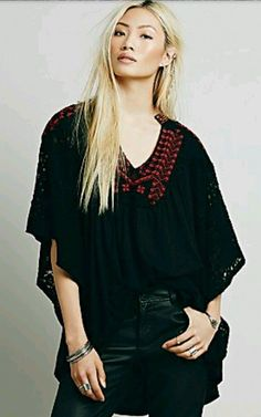 Free People Bohemian Sz Sm In Black And Red ` New Without Tags ~ Generous Sizing~ Top. Free shipping and guaranteed authenticity on Free People Bohemian Sz Sm In Black And Red ` New Without Tags ~ Generous Sizing~ Top at Tradesy. I purchased this from eBay as NWOT.  I never wore ...