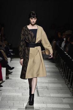 Hanae Mori Manuscrit, Outono/ Inverno 2017, Tóquio, Womenswear