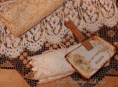Vintage Cotton Lace Yardage by TeasHopeChest on Etsy, $3.50