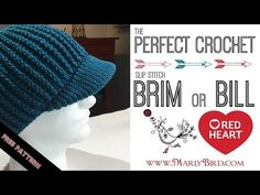Tutorial How to Crochet a 9-12 month old baby Newsboy Beanie. - YouTube