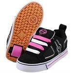 Heelys Childrens Helix Black skateboarding shoes