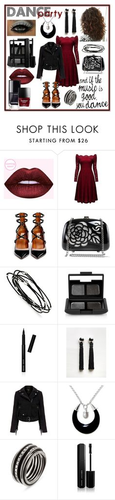 """days: I'll be dance"" by kena-gaer on Polyvore featuring мода, Valentino, Chanel, Kevin Jewelers, NARS Cosmetics, Bobbi Brown Cosmetics, Sophie Buhai, MuuBaa, NOVICA и Werkstatt:München"