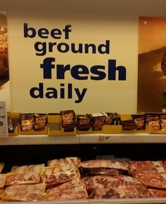All our meat cut fresh daily at Marshall Texas Save A Lot!