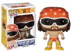 Funko POP! WWE Macho Man Randy Savage Vinyl Action Figure 10