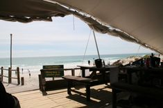 Photo of Strandkombuis Wedding Venues Beach, Trip Advisor, Restaurant, Patio, Outdoor Decor, Image, Home Decor, Decoration Home, Terrace
