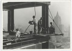 Vintage Photos That Captured The Danger Of Constructing The Empire State Building