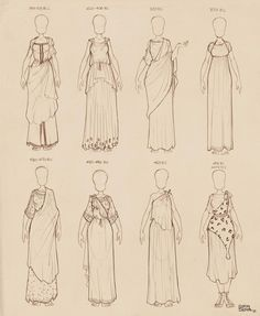 Three years ago I uploaded here some doodles of ancient Greek dresses I did for my own personal use. Some people told me that they found those use. Ancient Greek Dresses Vol 2 Ancient Greek Dress, Ancient Greek Clothing, Ancient Greek Costumes, Ancient Greek Art, Ancient Greek Theatre, Clothes Draw, Drawing Clothes, Historical Costume, Historical Clothing