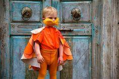 DIY Kids Lorax Costume