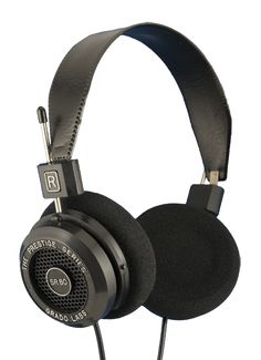 While its little brother, Grado SR60e, sounds awesome without a headphone amp, it doesn't really massively improve with one. The Grado SR80e is a bit different; not quite sonically fulfilled without a