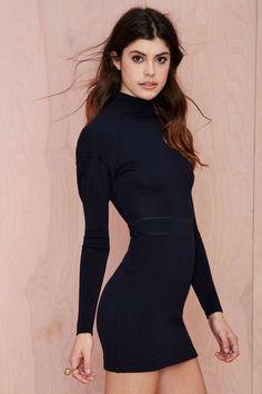 Vintage Alaïa 'Round Midnight Dress