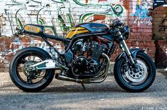 Suzuki Bandit Cafe Racer | 99garage | Cafe Racers Customs Passion Inspiration