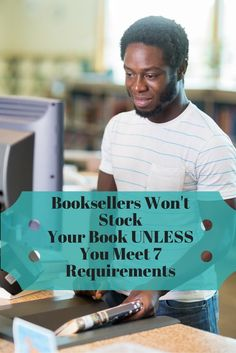 7 things you must get right for bookstores to carry your indie children's book. It's not enough to get just 3-4 right. Work to make the bookseller happy.