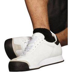 Hanes Men's Fresh IQ Comfort Toe Seam Low Cut Socks 6-Pack, Size: 6-12, Black