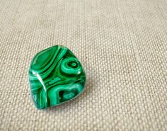 Malachite crystal is