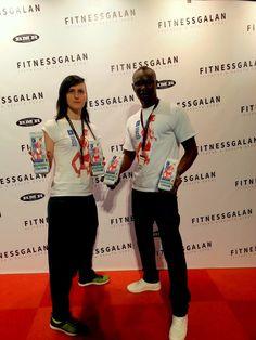 Fitness Coffee Fitnessgalan - Sweden