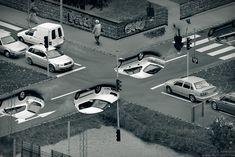 Common sense crossing by alltelleringet.deviantart.com on @deviantART