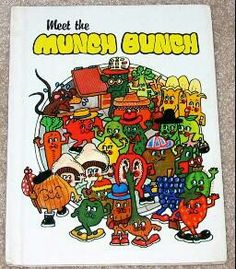 The Munch Bunch, my absolute face children's books! I want to keep collecting!