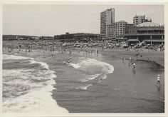 Durban Waterfront February 1954, via Flickr.