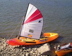 Kayak sailor Kayaks, Canoe, Sailor, Boat, Diy, Accessories, Bricolage, Navy Sailor, Do It Yourself