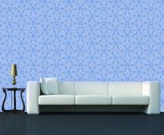 Revestimento artístico autoadesivo para paredes em PVC.