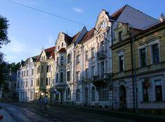 Litvínov,Smetanova ulice Ulice, European Countries, Czech Republic