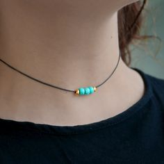 Mach die Choker aus dem Blog und noch mehr hippe Design Halsketten!