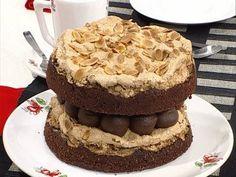 Recetas | Pastel almendrado de chocolate | Utilisima.com