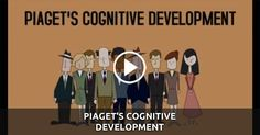 Watch an explanation of the four stages and developmental milestones of Piaget's Cognitive Development through drawings and writings, explained by Carole Yue.