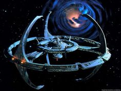 DS9 with Wormhole