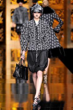 John Galliano for Christian Dior Fall Winter 2009/10 Ready-to-Wear