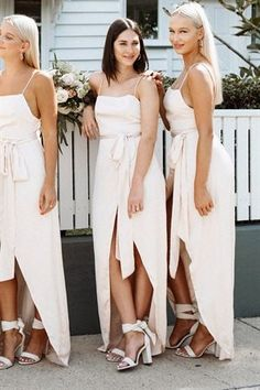 Roma Bridesmaid Dress - Blush by SABO SKIRT
