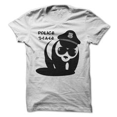 Panda Police T Shirts, Hoodies. Get it now ==► https://www.sunfrog.com/Funny/Panda-Police.html?41382