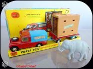 1/43 land rover chipperfields corgi toys gs 19 Corgi Toys