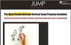 The Jump Manual is an information packet that can help anyone jump to higher levels during physical activities.