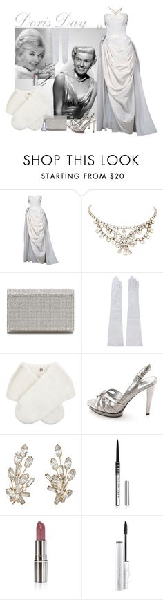 """""""Golden Age"""" by marionmeyer ❤ liked on Polyvore featuring Manokhi, Shrimps, Calvin Klein, Marc Jacobs, Nude Envie, MAC Cosmetics, Nomenclature and goldenage"""
