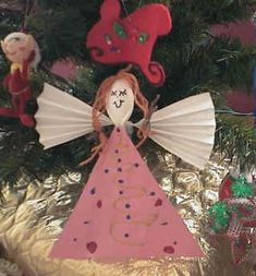 Spoon Christmas Angel