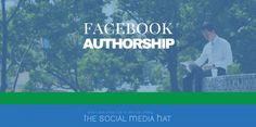 Facebook Adds Authorship. Bloggers Take Note!