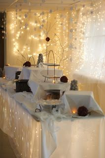 Christmas Tea Decor ideas