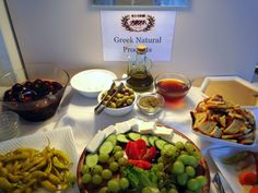 Greek Natural products...