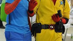 I've just found my favorite Jake and Finn cosplay Good.