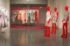 """ASOS, (PRESS DAY), Somerset House, London, UK, """"Stand Alone"""", creative by Marmalade London, pinned by Ton van der Veer"""