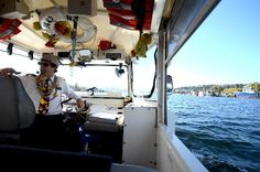Ride the Ducks of Seattle: Water excursion on Lake Union